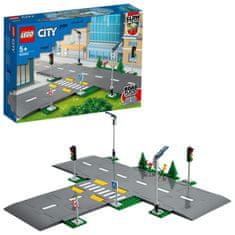 LEGO City 60304 Útelemek