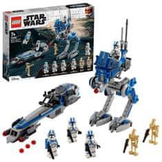 LEGO Star Wars™ 75280 Klonoví vojaci z 501. légie