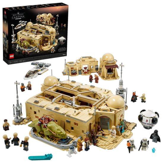 LEGO Star Wars™ 75290 Menza Mos Eisley™