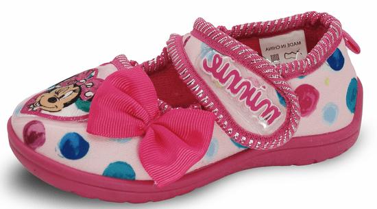 Disney dievčenské papuče Minnie D3010178T