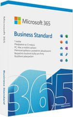 Microsoft 365 Business Standard (KLQ-00458)