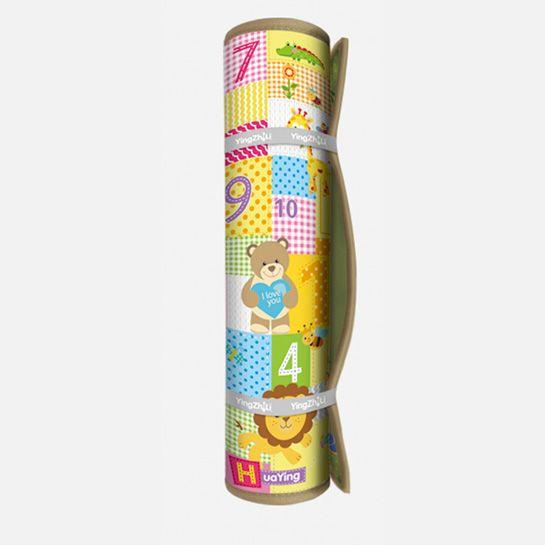 iMex Toys Hrací oboustranná podložka pro děti Luxury dream