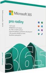 Microsoft 365 pro rodiny (6GQ-01147)