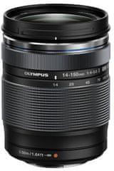 Olympus EZ-M1415 II 14 - 150mm, F4 - 5.6, čierna