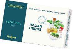 Talianske bylinky (kapsule so semenami, 6 ks)