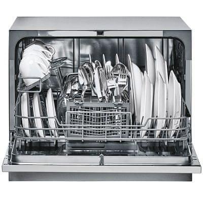 Stolní myčka nádobí Candy CDCP 6S Bezpečnostní prvky