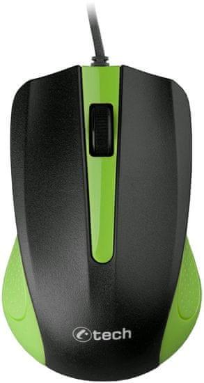 C-Tech WM-01G, zelená (WM-01G)