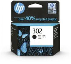 HP náplň č.302 - Černá (F6U66AE)