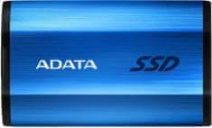 A-Data SE800 512GB, modrá (ASE800-512GU32G2-CBL)