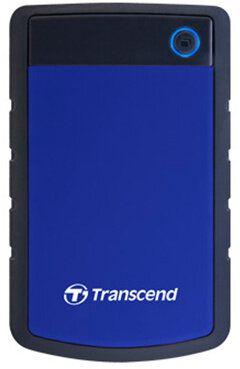 Transcend StoreJet 25H3B - 4TB (TS4TSJ25H3B), modrá