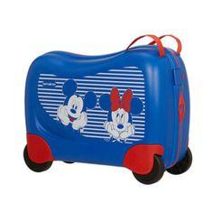 Samsonite Dětský cestovní kufr Dream Rider Disney 25 l Minnie/Mickey Stripes