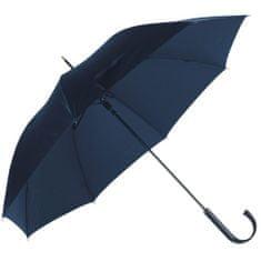 Samsonite Tyčový poloautomatický dáždnik Rain Pro Stick tmavě modrá