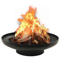 shumee Fire Pit 59 cm Steel