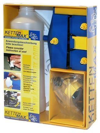 KETTENMAX CLASSIC - pračka na motocyklové řetězy (sada bez náplní) KM-C
