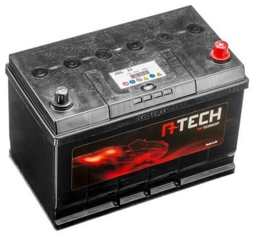 A-tech 95Ah baterie, 680A, pravá A-TECH 303x173x225 60032