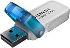 A-Data UV240 32GB biela (AUV240-32G-RWH)