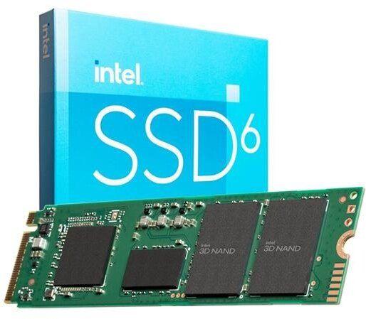 Intel SSD 670p, M.2 - 512GB (SSDPEKNU512GZX1)