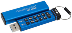 Kingston USB DataTraveler DT2000 4GB, (DT2000/4GB)