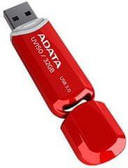 A-Data UV150 32GB červená (AUV150-32G-RRD)