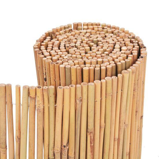 shumee bambusz kerítés 500 x 50 cm