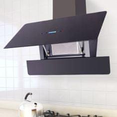 shumee digestor s dotykovým displejom čierny 900 mm