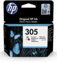 HP 305, színes (3YM60AE)