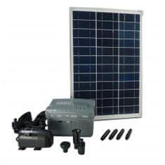 shumee Ubbink SolarMax 1000 Set solární panel, čerpadlo a baterie 1351182