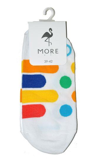 More Pánské nízké ponožky More 098 mořská modř 39-42