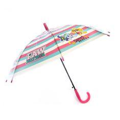 """Eplusm Automatikus esernyő """"Mancs örjárat"""" - rózsaszín"""