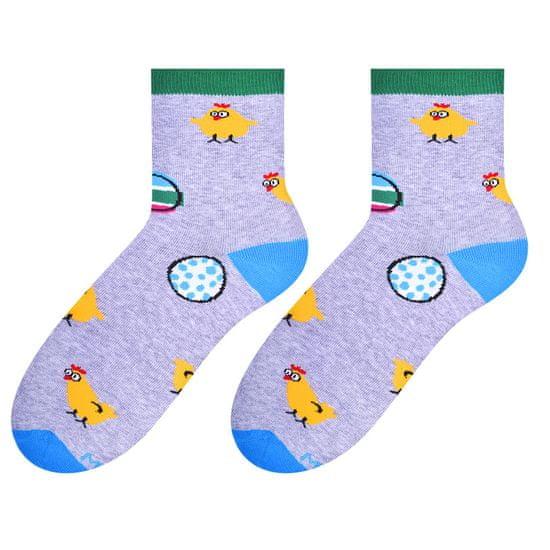 More Dámské ponožky 078 MORSKI/SNOWMEN 39-42