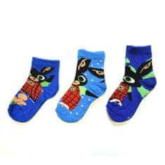 "SETINO Fiú zokni ""Bing"" - 3db csomagban - 31–34"