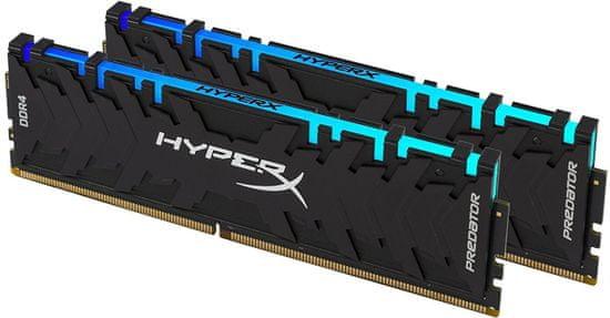 HyperX Predator RGB 16GB (2x8GB) DDR4 4000