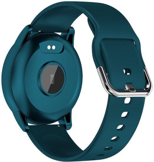 Cube Smart Bracelet ZL01s, Blue