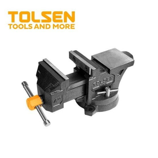 "Tolsen Tools Zverák 4"" 80 x 80 mm, TOLSEN"
