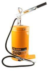 Tolsen Tools Olejová pumpa so zásobníkom 16kg, TOLSEN