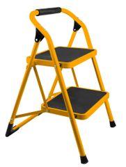 Tolsen Tools Rebrík oceľový 100kg, 2-stupňový, TOLSEN