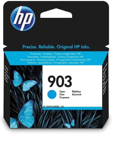 HP tinta 903, cyan (T6L87AE)