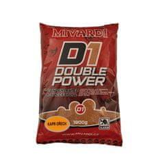 MIVARDI Krmítková směs D1 1,9kg směs: kapr ořech