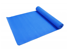 WERK Podložka na cvičení JOGA, 173x61,5 cm, modrá F-192-MO