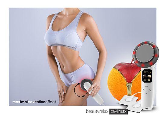 Beauty Relax Ultra zvok kavitacije Cavimax BR-1410