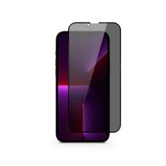 EPICO Edge To Edge Privacy Glass IM iPhone 13 / 13 Pro - černá 60312151300002