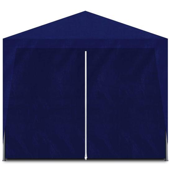shumee Párty stan 3x9 m, modrý