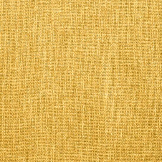 shumee 6 db sárga szövet étkezőszék