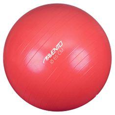 Avento Fitness/gymnastický míč průměr 65 cm růžový