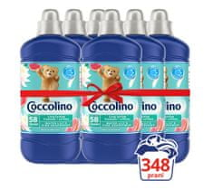 Coccolino Creations Water Lily & Pink Grapefruit 6x 1,45 l
