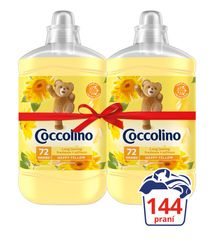 Coccolino Happy Yellow 2x 1,8 l