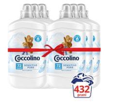 Coccolino Sensitive 6x1.8L