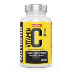 Nutrend Vitamin C se šípky 100tbl.