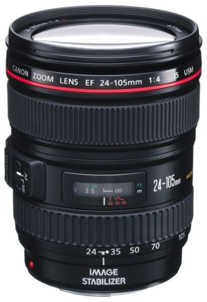 Canon 24-105 mm EF f/4 L IS USM
