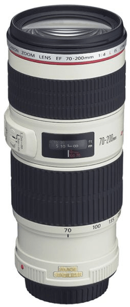Canon 70-200 mm EF f/4,0 L IS USM